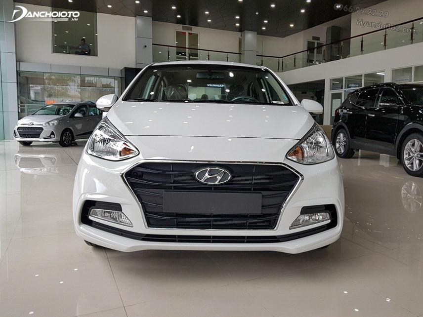 Hyundai mang đến cho người mua Grand i10 6 sự lựa chọn hatchback và 3 sedan