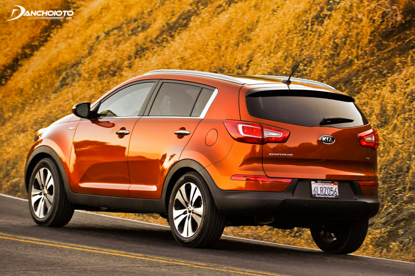 The 2012 Kia Sportage is a safe and comfortable old car option worth considering