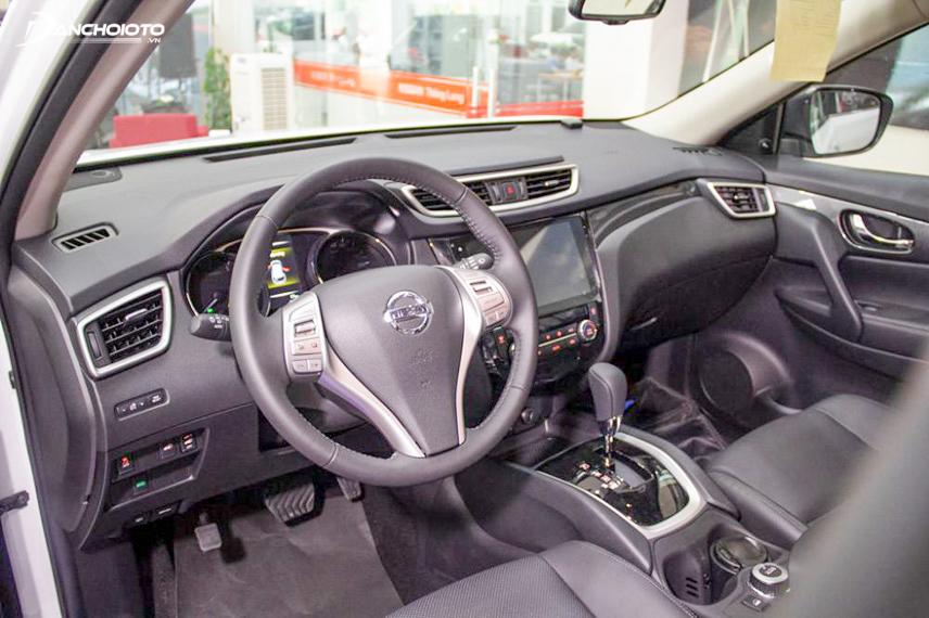 Nissan X-Trail V-Series 2019 có trang bị tiện nghi tương đối hiện đại