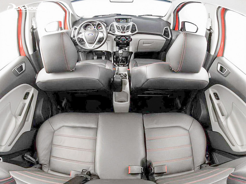 Nội thất Ford Ecosport 2016