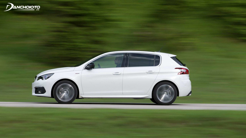 The Peugeot 308 offers an unsurpassed driving experience