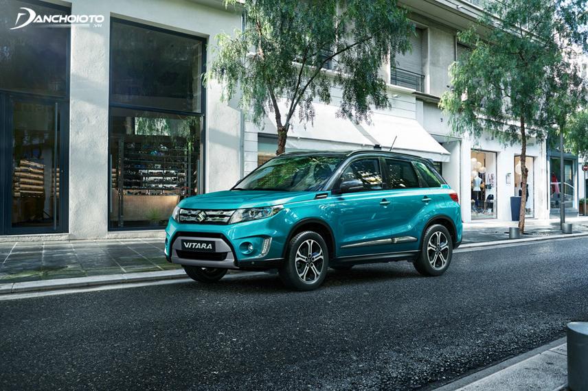 Suzuki Vitara có thể vận hành trơn tru ở nhiều điều kiện lưu thông