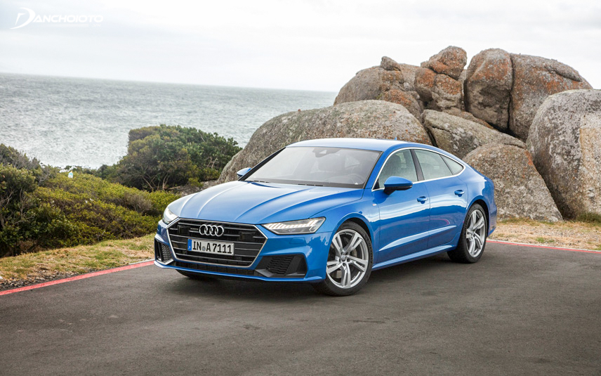 Audi A7 2019 is equipped with many high-end safety technologies