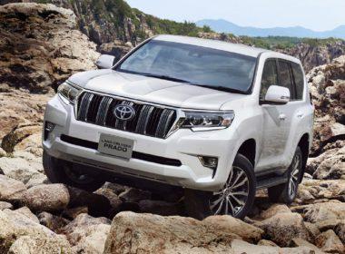 Có nên mua xe Toyota Land Cruiser Prado không?