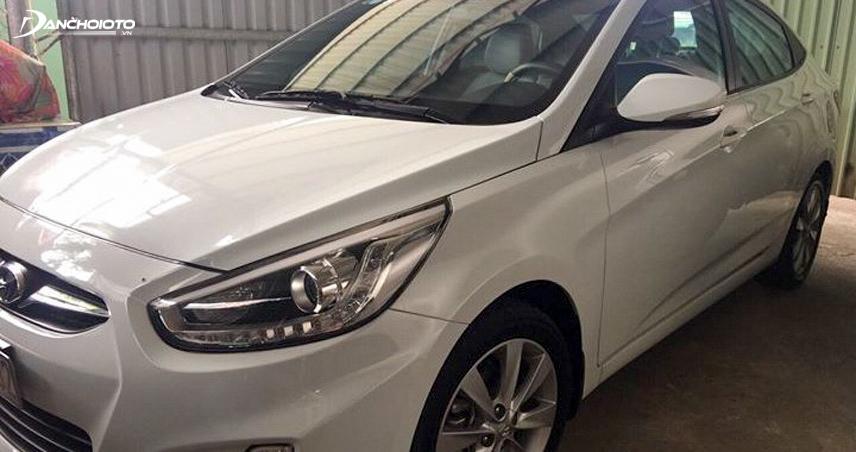 Hyundai Accent 2013 cũ đang thu hút được rất nhiều sự quan tâm của người tiêu dùng
