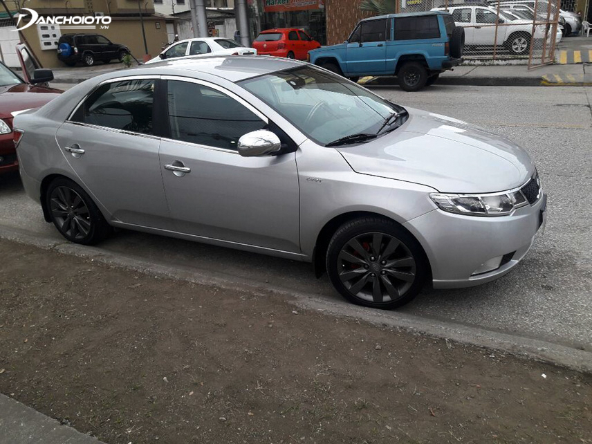 Performance of Kia Cerato 2014 is appreciated higher than the previous version