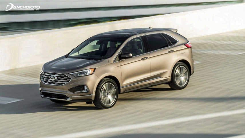 Not only is the new drivetrain, the Ford Edge has many outstanding features