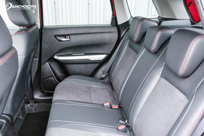 Không gian nội thất của xe