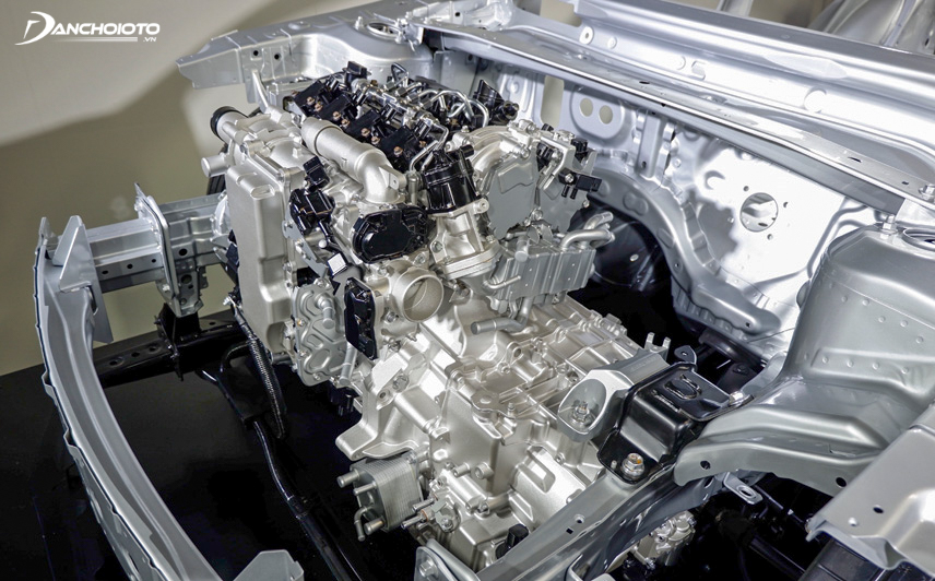 Mazda has successfully developed SkyActiv-X