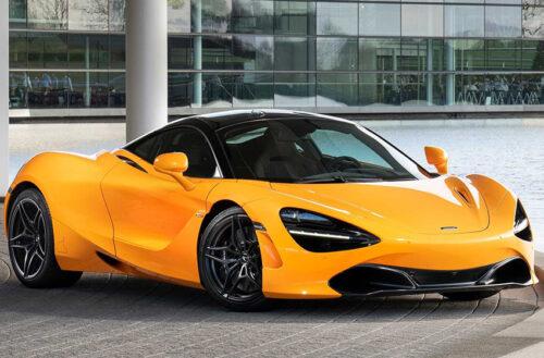 McLaren 720S: Giá