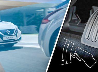 Nissan ra mắt công nghệ bàn đạp thông minh e