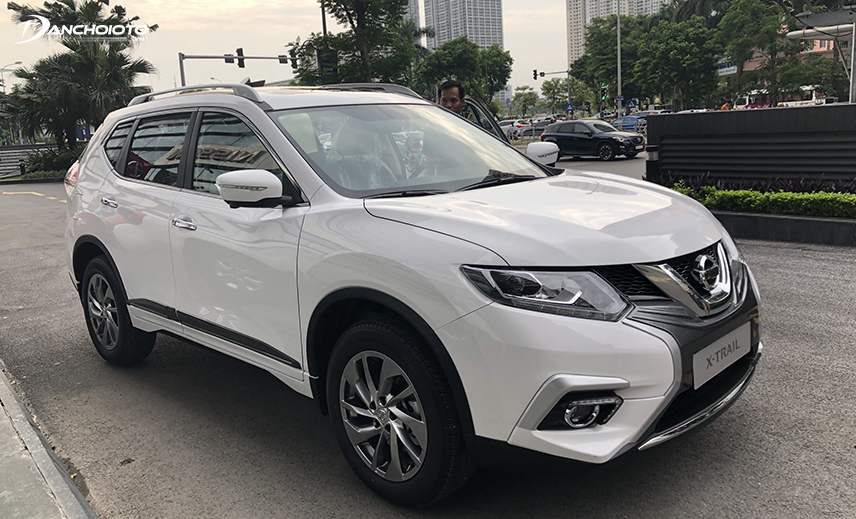 Nissan X-Trail V-Series 2019 vận hành êm ái và cho mức tiêu hao nhiên liệu tiết kiệm