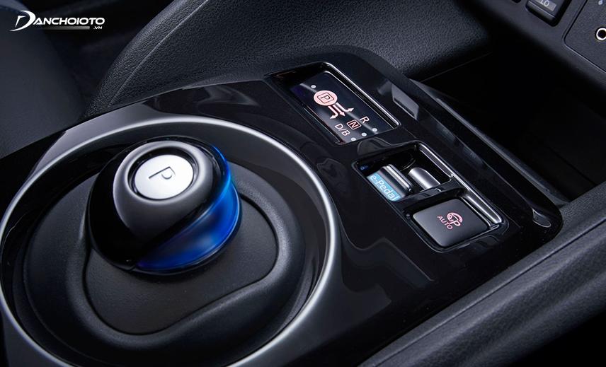 Push button E-Pedal