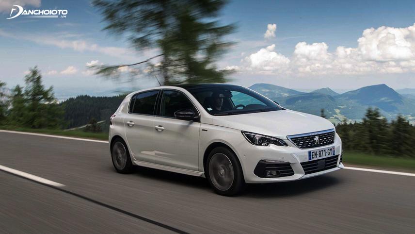Peugeot 308 2018 elegant style