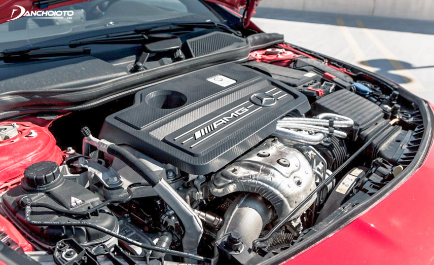 Turbocharger technology makes the engine more powerful