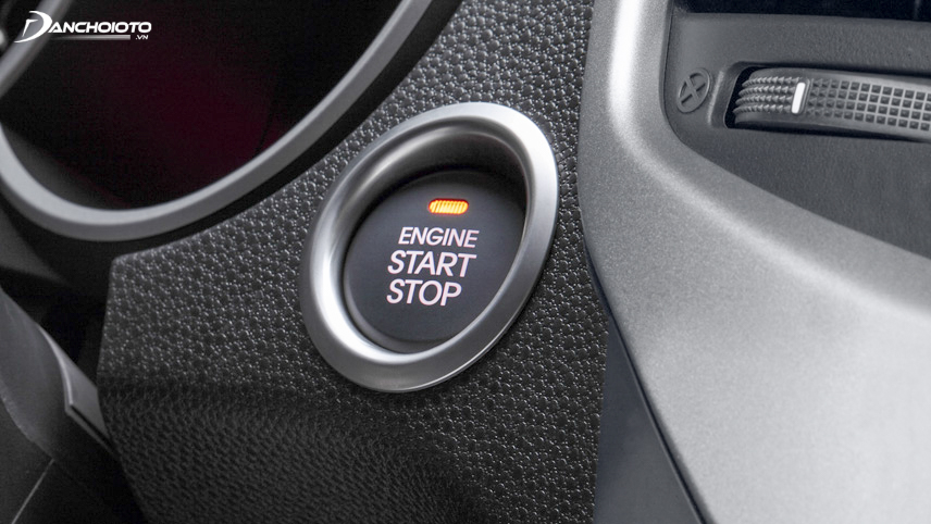 Technology Start / Stop in cars