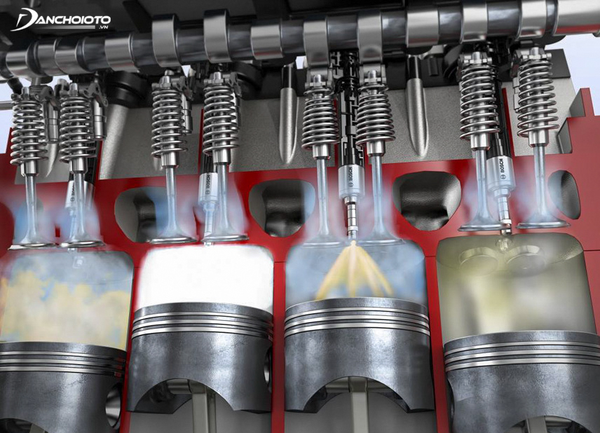 Mazda Skyactiv-X engines thoroughly burn fuel