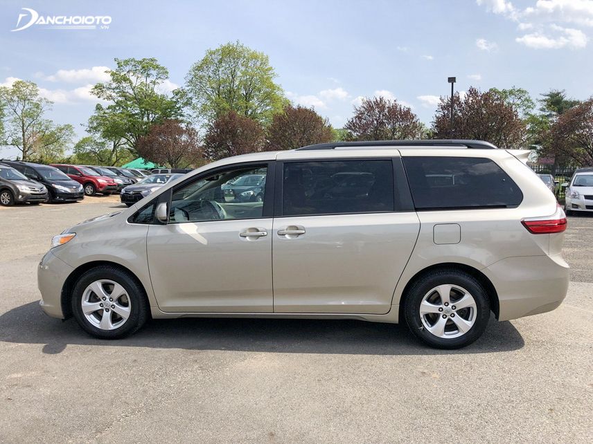 Performance of Toyota Sienna is durable and smooth