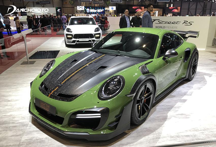 Porsche 911 là một trong những siêu xe đắt nhất hiện nay
