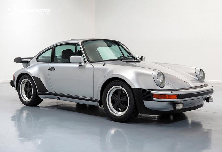 Porsche 911 Series G sản xuất từ năm 1973 cho đến năm 1989