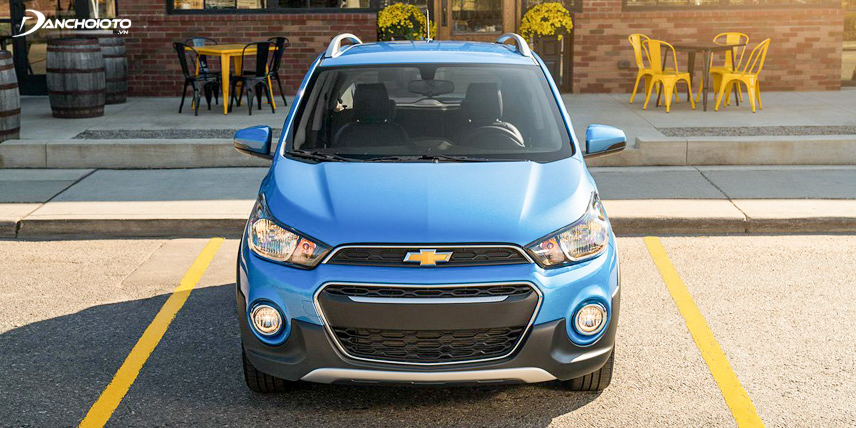 The design of the car on the 2018 Chevrolet Spark is highly appreciated by experts