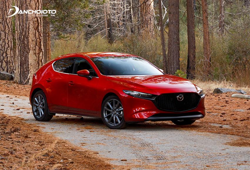 """Mazda 3 2020 thế hệ mới có sự """"lột xác"""" toàn diện"""