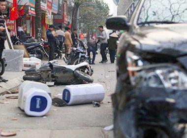 Chuyên gia chỉ cách xử lý giảm thiểu hậu quả khi gặp tai nạn giao thông
