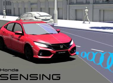 Hệ thống Sensing tích hợp trên xe Honda vào năm 2021 có gì đặc biệt?