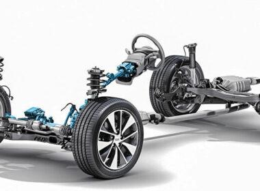 Hệ thống treo ô tô và những cải tiến trong tương lai
