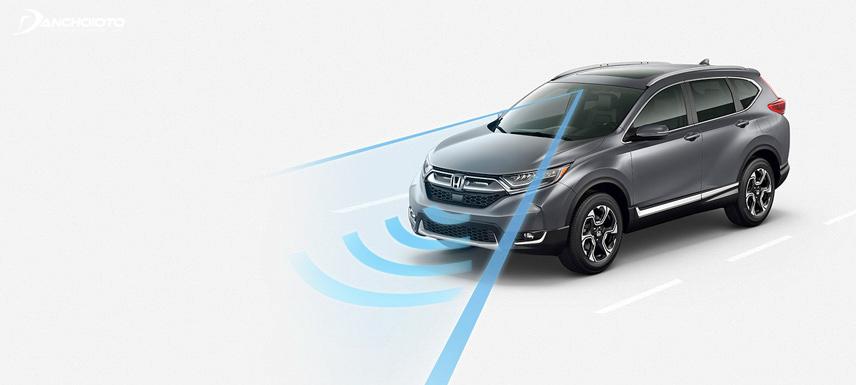 Sensing Honda được đánh giá cao về hiệu quả hoạt động