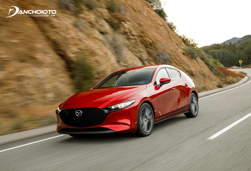 Mazda 3 2020 cho cảm giác lái bốc, thể thao