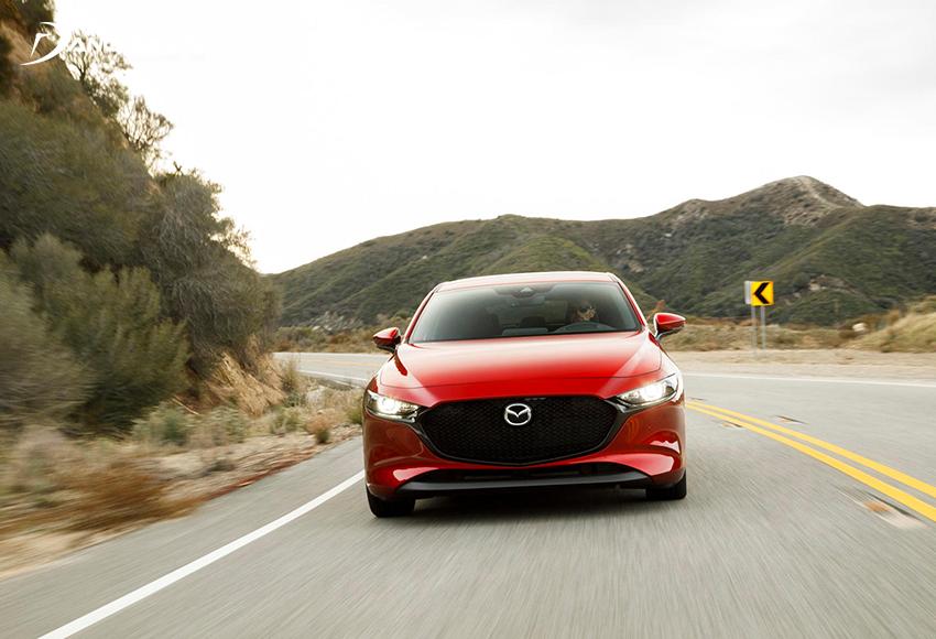 Mazda 3 2020 ổn định hơn