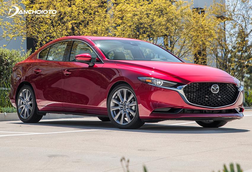 """Mazda 3 sở hữu thiết kế sang trọng, thời trang với triết lý """"Less is more"""""""