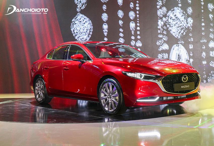 Trong các phiên bản 1.5, Mazda 3 1.5 Luxury là sự lựa chọn hợp lý nhất với giá cả vừa phải, trang bị đủ dùng