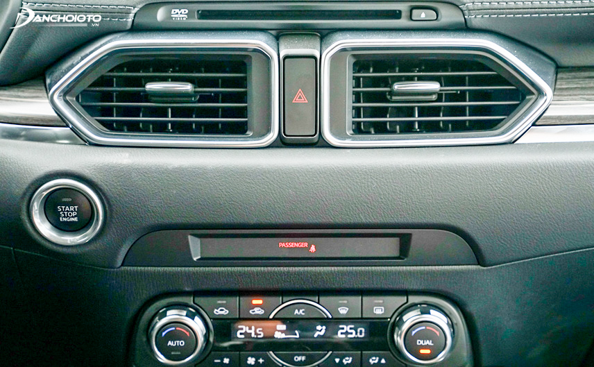 Air conditioner does not affect car engine