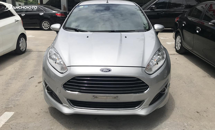 Ford Fiesta is one of the old Ford models worth 300 million worth consulting