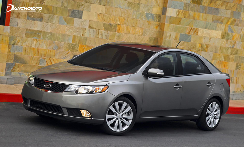 Kia Forte is one of the popular 300 million Kia cars for sale
