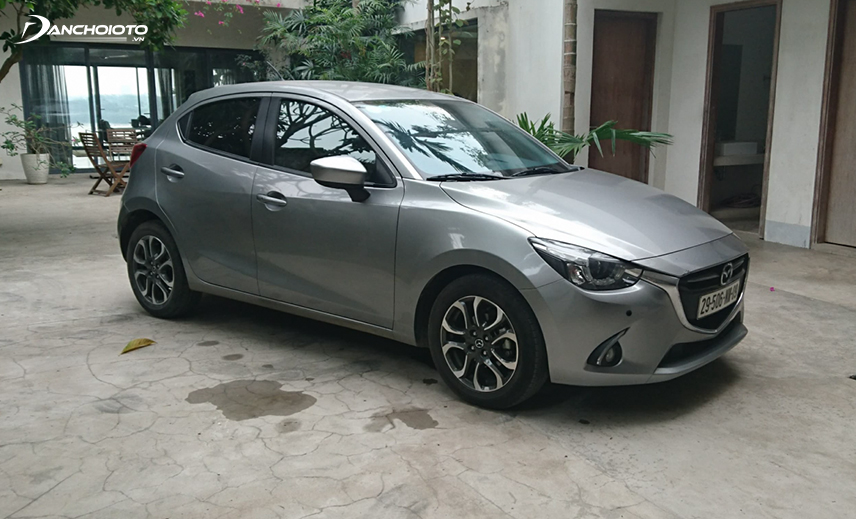 2016 Mazda 2017 - 2017 is an old 400 million Mazda model that deserves the most beautiful design in the segment