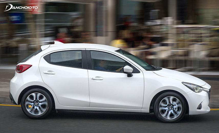 Mazda 2 2019 lấy cảm hứng nhiều từ phong cách sang trọng của xe châu Âu