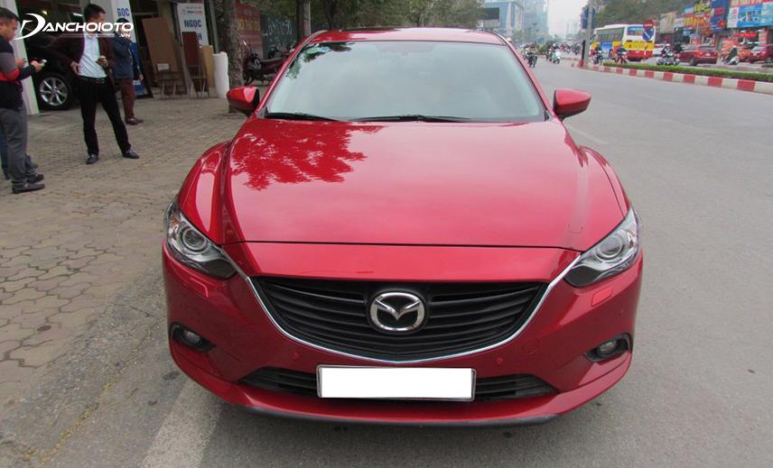 Mazda 3 cũ đời 2015 - 2016 là lựa chọn đáng tiền khi mua xe hơi cũ 500 triệu