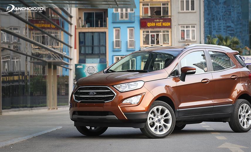 Mua SUV 500 triệu, Ford EcoSport 2019 là lựa chọn duy nhất