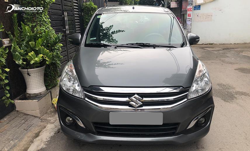 Mua xe Suzuki 400 triệu 7 chỗ, người dùng có thể chọn Suzuki Ertiga 2016 - 2017 cũ