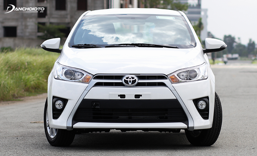Buying an old Toyota car costs 400 million, buyers can refer to the old Toyota Yaris 2013-2014