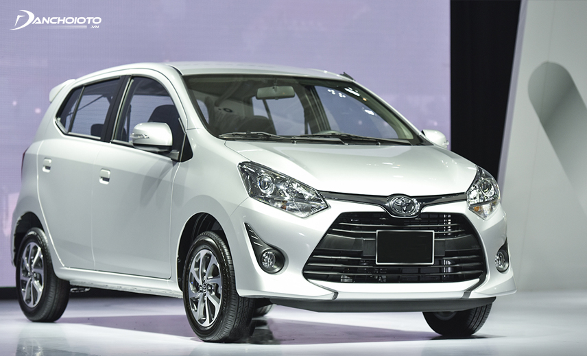 Toyota Wigo là mẫu xe ô tô mới 400 triệu đáng mua nhất trong phân khúc hạng A