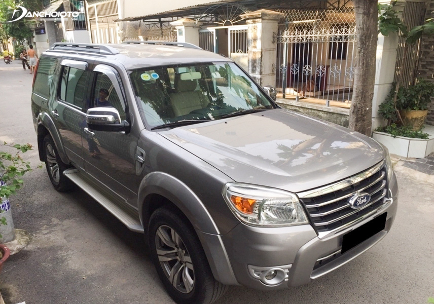 2011 Ford Everest