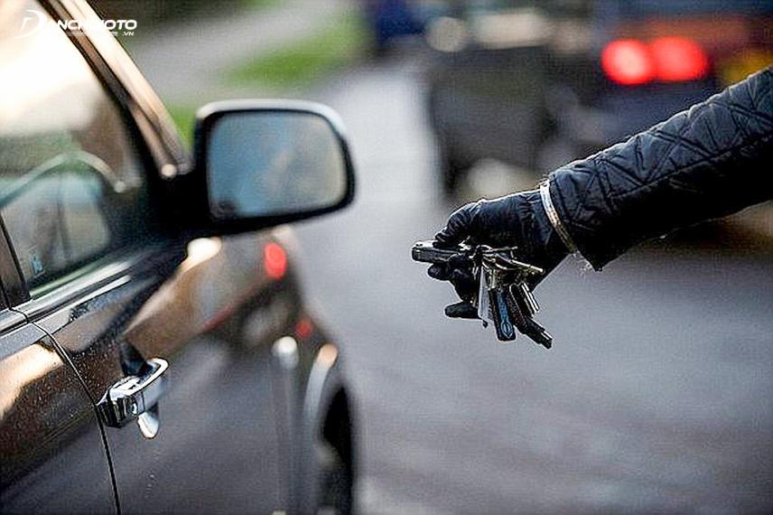 Biển số xe điện tử giúp người sử dụng xe yên tâm hơn nếu xảy ra mất trộm