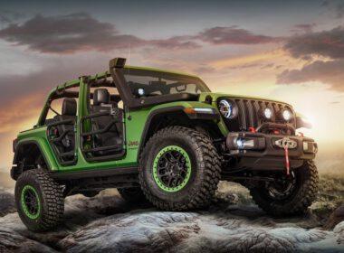 Chiêm ngưỡng top những mẫu xe Jeep đẹp vạn người mê