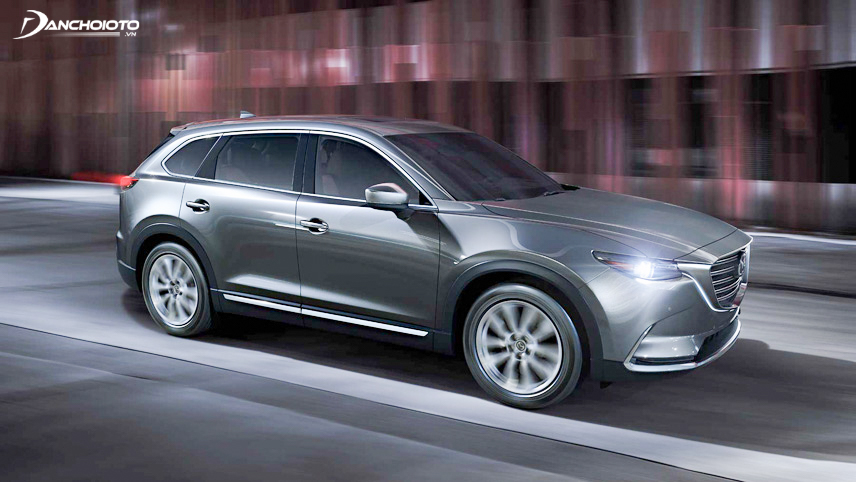 The CX-9 has received the highest level of safety certification from the IIHS