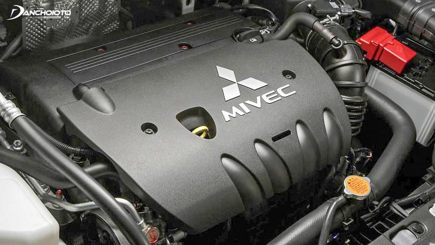 Động cơ MIVEC từ Mitsubishi