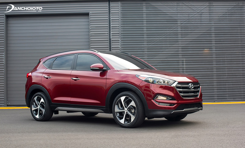 Hyundai Tucson cũ 2014 - 2015 nhận được nhiều đánh giá cao từ người dùng